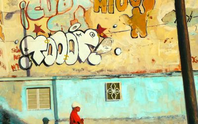 Writings on the Wall (Havana)