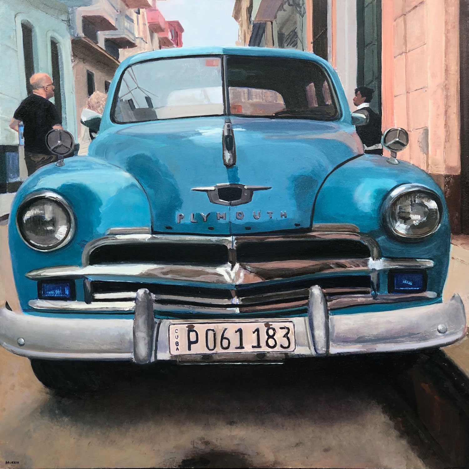 Havana Blue