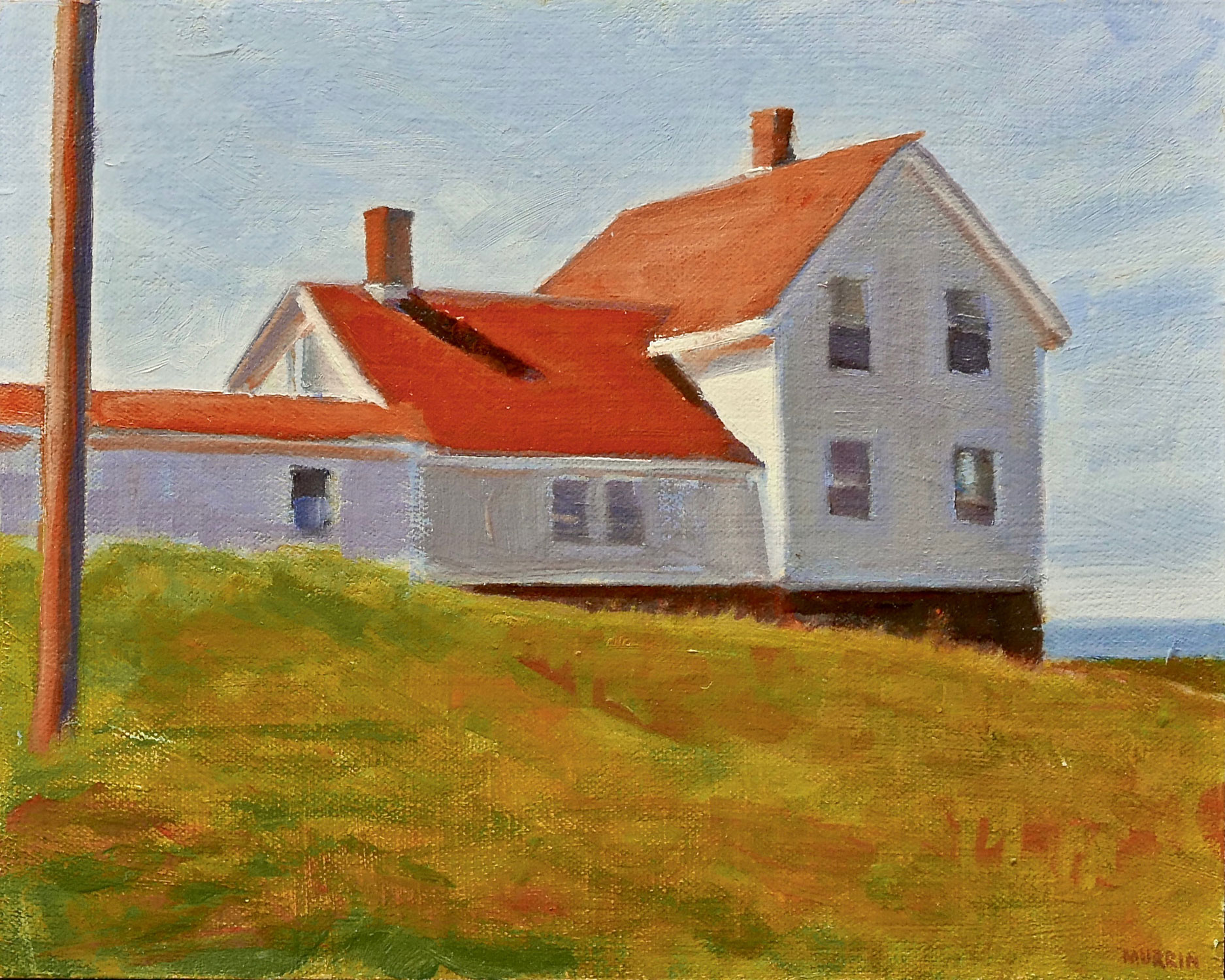 Monhegan Light 1