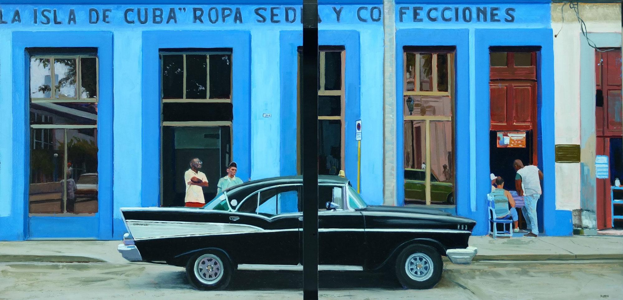 Havana Diptych