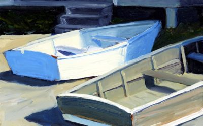 Off Duty (Monhegan Island)