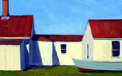 Light Keepers House (Monhegan Island)