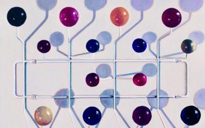 1953 (Eames Hang-It-All)